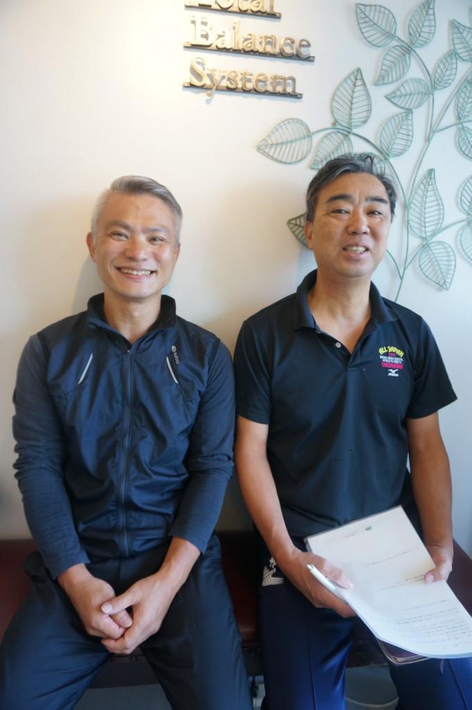 岡積文男先生